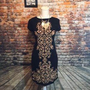Dress Barn Established 1962 brand black size M